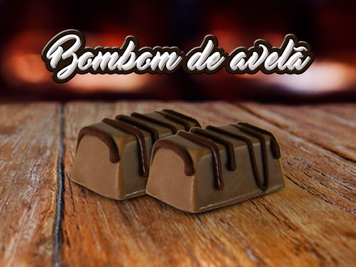 Bombom de Avelã